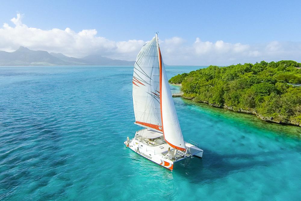 Île aux Cerfs, Mauritius