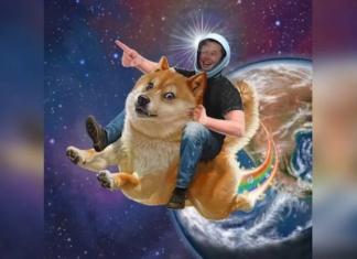 Elon Musk's Spacex To Launch Dogecoin To The Moon!