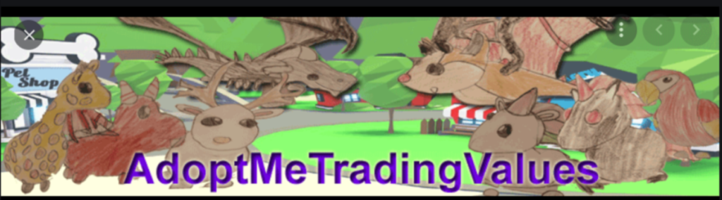 Roblox Adopt Me Trading Value